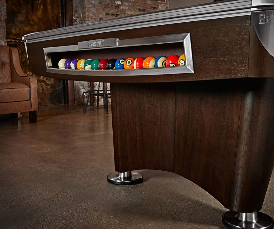 commercial pool tables from brunswick