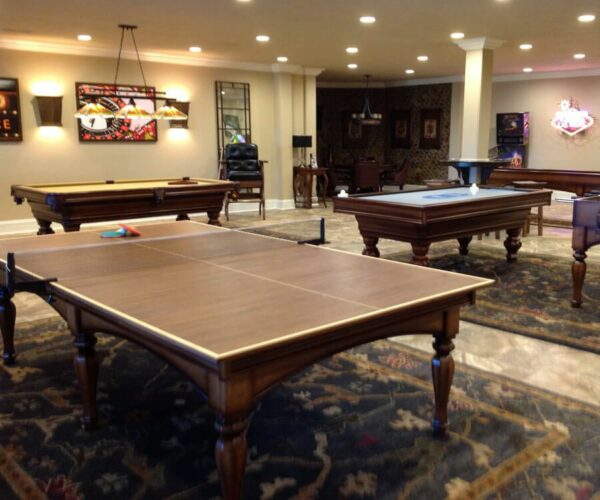 Wentworth Game Room Suite | everythingbilliards.net